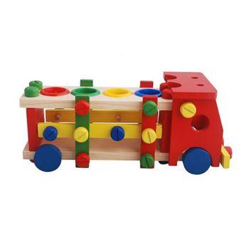 Obrázek z Sestav si vlastní auto - dřevěné