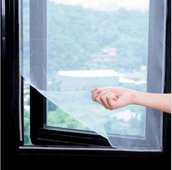 Obrázek z Nastavitelná síť do okna