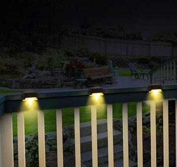Obrázek Solární světlo na schody