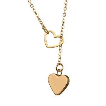 Obrázek z Trendy řetízek - srdce