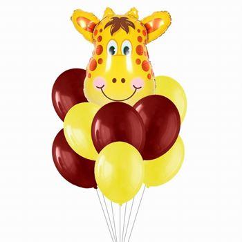 Obrázek z Veselé balónky - žirafa