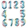Obrázek z Nafukovací balónky čísla - 0