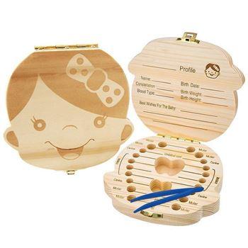 Obrázek Krabička na zoubky pro holky