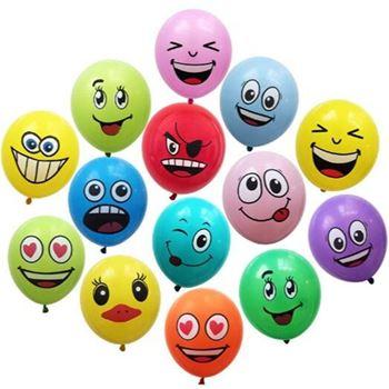 Obrázek z Balónky s obličejem