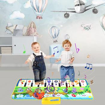 Obrázek z Hrací podložka piáno
