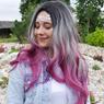 Obrázek z Paruka - fialová