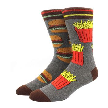 Obrázek Veselé ponožky - hranolky
