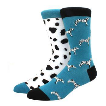 Obrázek Veselé ponožky - dalmatin