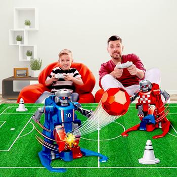 Obrázek Stolní fotbal - roboti