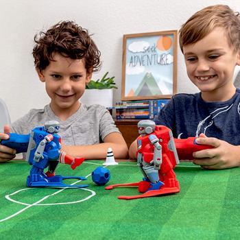 Obrázek z Stolní fotbal - roboti