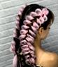 Obrázek z Vlasový příčesek - růžový