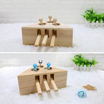 Obrázek z Dřevěná hračka pro kočky