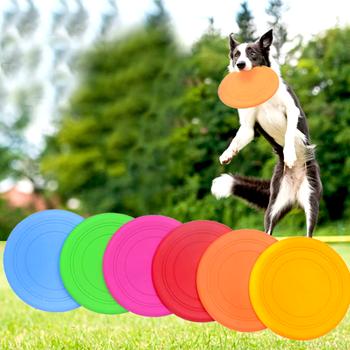 Obrázek z Silikonové frisbee pro psy