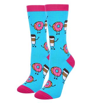 Obrázek z Barevné ponožky - sladkosti