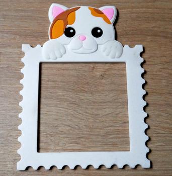 Obrázek Dekorace na vypínač - kočka