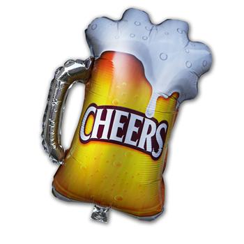 Obrázek Fóliový balónek - pivo