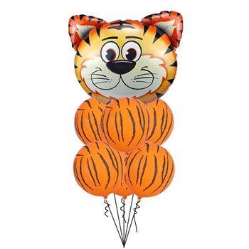Obrázek Veselé balónky - Tygr