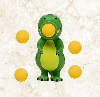 Obrázek Střílející zvířátko - dinosaurus