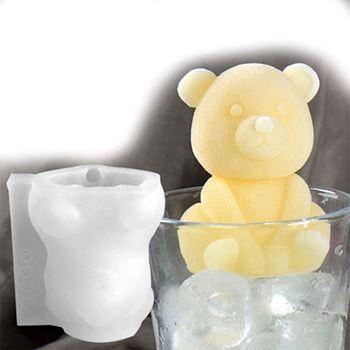 Obrázek Forma na led- medvídek