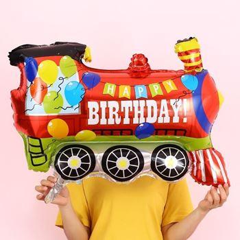 Obrázek z Fóliové balónky - dopravní prostředky 6ks