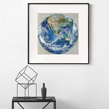 Obrázek Puzzle - zeměkoule
