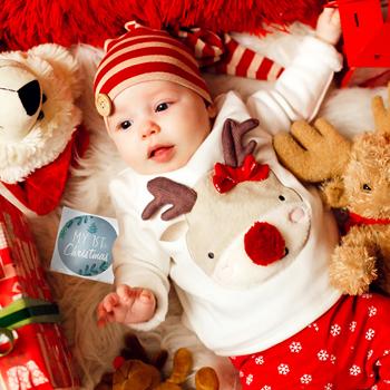 Obrázek z Milníkové kartičky pro miminko