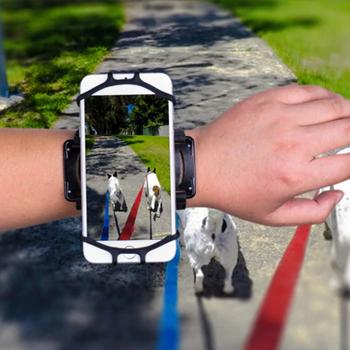 Obrázek Otočný držák mobilu na zápěstí