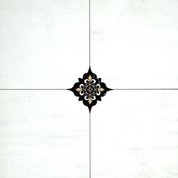Obrázek z Nálepky na obklady - černožluté