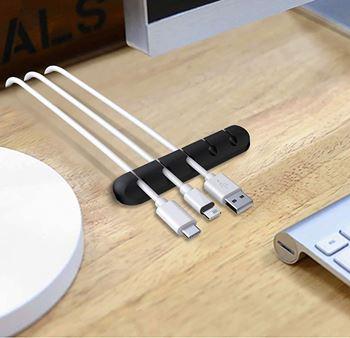 Obrázek Organizér na kabely - 5 otvorů