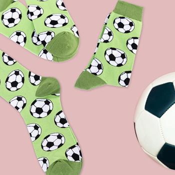 Obrázek z Veselé ponožky - fotbal