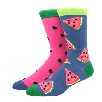 Obrázek z Veselé ponožky - meloun