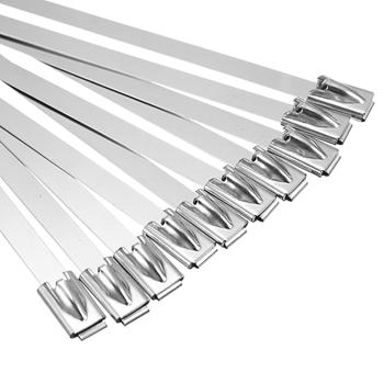 Obrázek z Stahovací pásky - kovové 10 cm