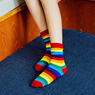 Obrázek z Duhové ponožky