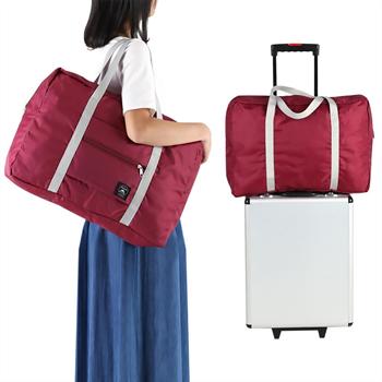 Obrázek Cestovní taška - vínová