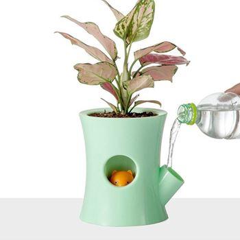 Obrázek z Samozavlažovací květináč - modrý
