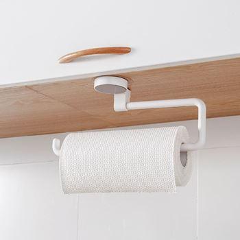 Obrázek z Nalepovací držák na kuchyňské utěrky