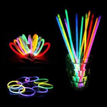 Obrázek Svítící tyčinky LightStick 100 ks