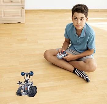 Obrázek Robot na dálkové ovládání