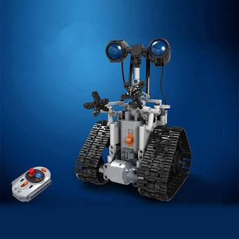 Obrázek z Robot na dálkové ovládání