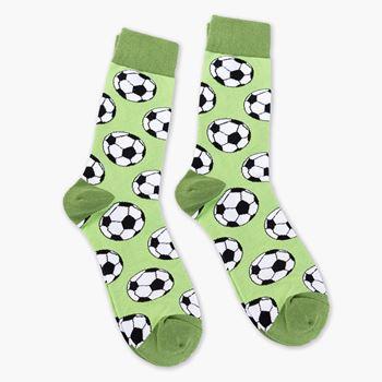 Obrázek Veselé ponožky - fotbal