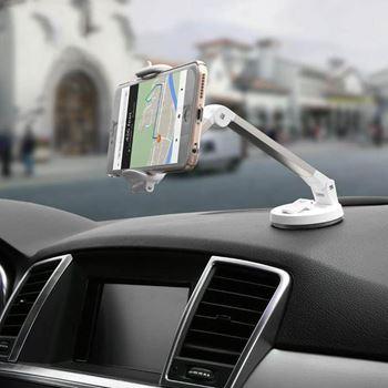 Obrázek Nastavitelný držák mobilu s přísavkou