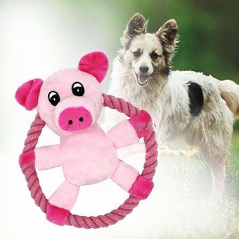 Obrázek z Hračka pro psy - prasátko