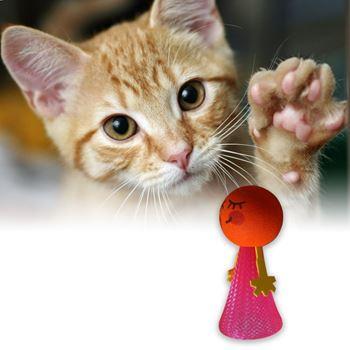 Obrázek z Skákací míček pro kočky