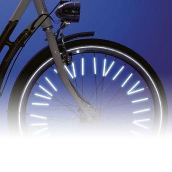 Obrázek z Reflexní tyčky na kolo