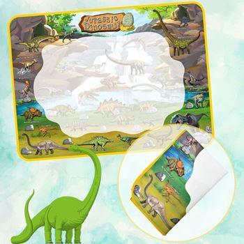 Obrázek Vodní malování - dinosauři