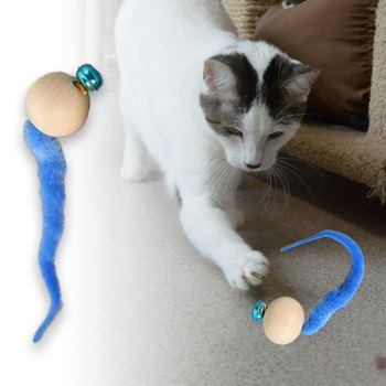 Obrázek Hra pro kočky - kulička s rolničkou