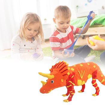 Obrázek Vymodeluj si dinosaura - Triceratops