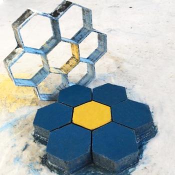 Obrázek z Forma na betonové chodníky 30x30cm