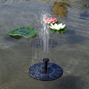 Obrázek z Solární fontánka