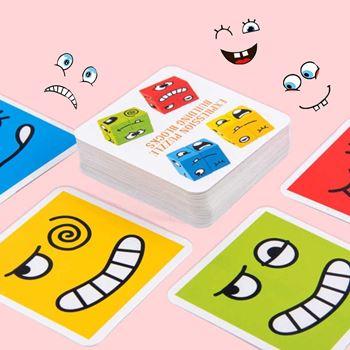 Obrázek Hra - měnící obličej